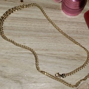 14kt/585 gold necklace
